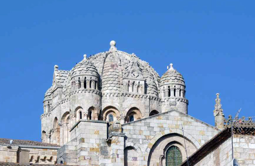 Cúpula de la Catedral de Zamora