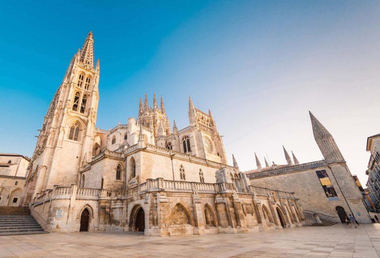 Catedral de Burgos - un dia en Burgos