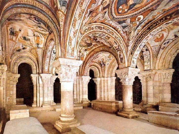 Panteón de San Isidoro - Un día en León
