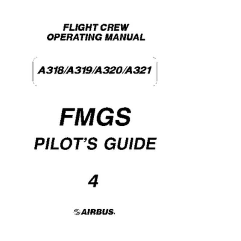 Flight Crew Operating Manual A318/A319/A320/A321 FMGS