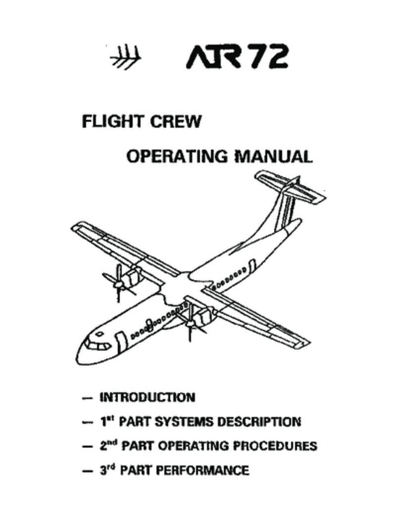 ATR 72 Flight Crew Operating Manual