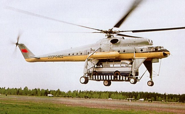 Mil Mi 10 Stingray S List Of Rotorcraft