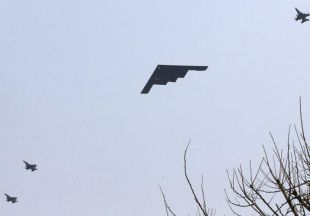 B-2-over-Korea