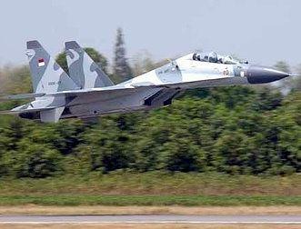 Indonesia Air Force Su-30MK (1)