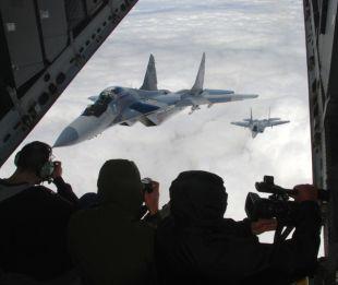 Mig-29-air-to-air