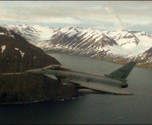 islanda eurofighter