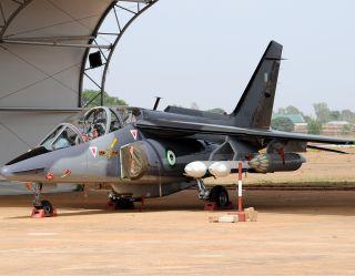 alpha jet nigeria