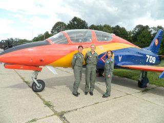 femei pilot