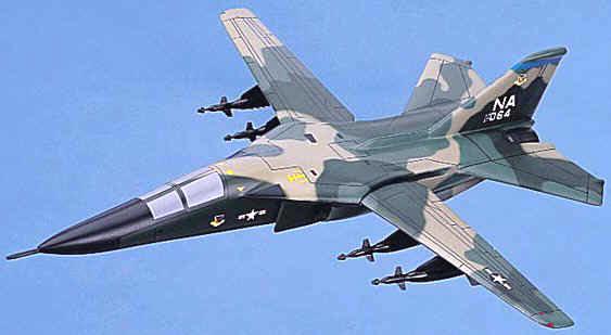 F 111 Aardvark General Dynamics