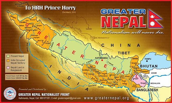 Greater Nepal : A spark which could become a fire