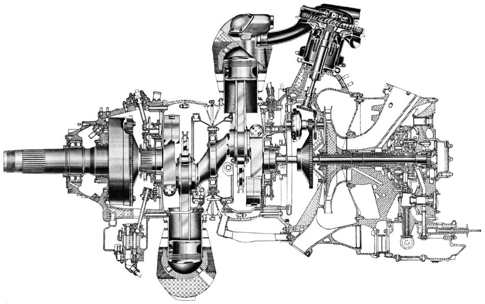 Wright R-3350