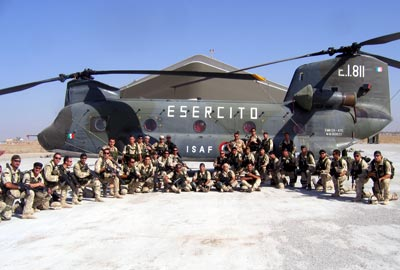 fucilieri aeronautica militare