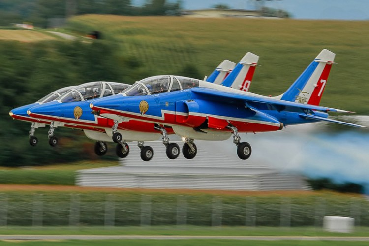 air14 payerne patrouille de france