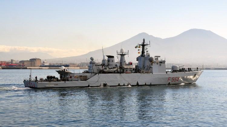 le corvette della marina militare