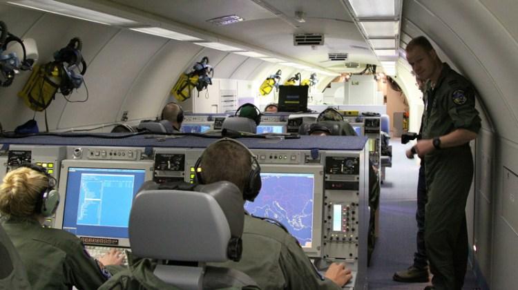 NATO E-3A component geilenkirchen