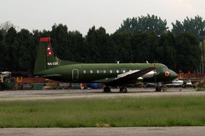 forza aerea nepalese