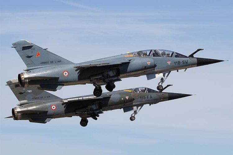 Mirage F-1CR