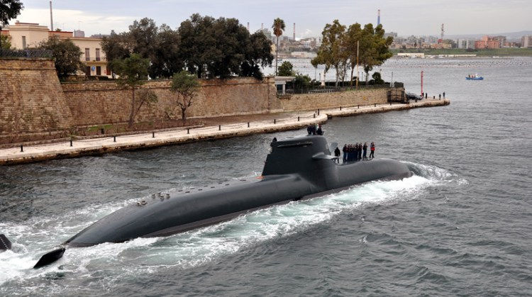 sottomarino scirè