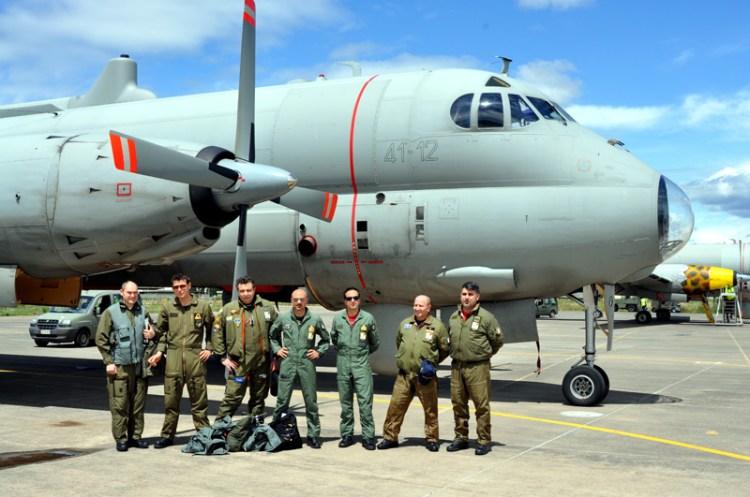 BR1150 Atlantic velivolo antisom Aeronautica Militare