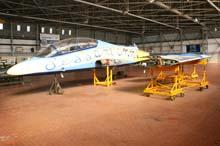 mb339a special color hangar gea