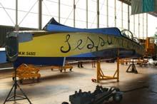 special color 61 stormo smontato hangar gea