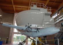 Simulatore di C130J Pisa