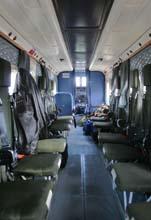 Interni Do-228 Esercito Italiano