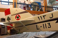 S79 Libanese museo caproni trento
