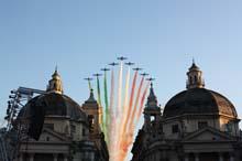 Giornata delle Forze Armate 2008 a Roma
