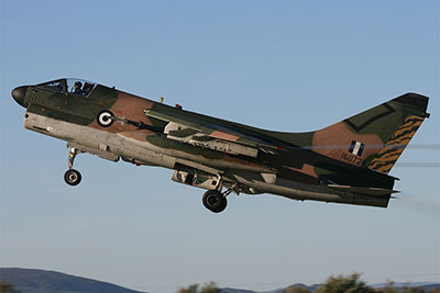 A-7E Corsair II 336th Bomber Squadron