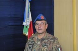 comandante aviation battalion Col. c. (AVES) t.ISSMI (E) Salvatore Annigliato