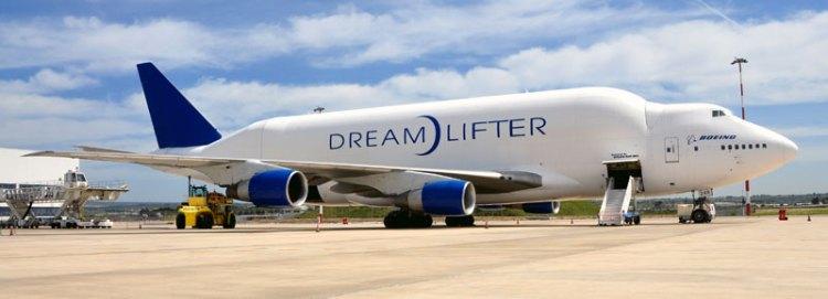boeing b747 dreamlifter