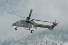 as522 cougar swiss air force
