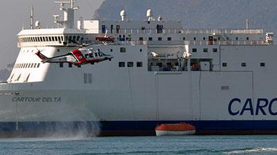 esercitazione twist protezione civile marina militare