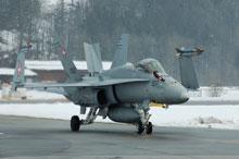 f18c hornet flst11 swiss air force