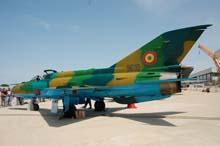 mig21 lancer romanian air force