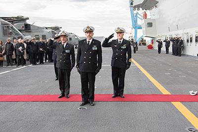 facciamo ripartire l'italia marina militare