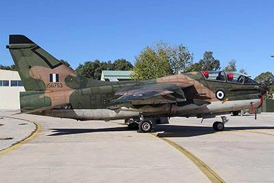 Hellenic Air Force TA-7C Corsair II