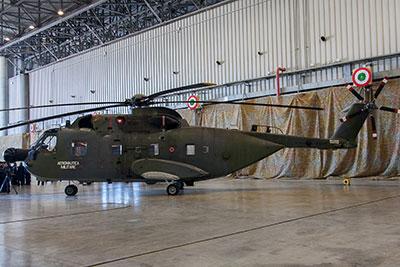 farewell HH-3F aeronautica militare
