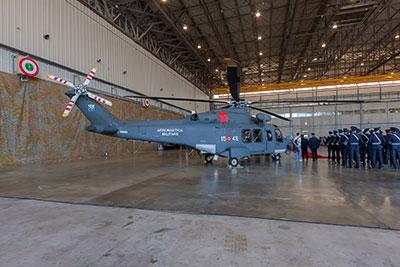 HH-3F 15 stormo aeronautica militare lascia il servizio attivo