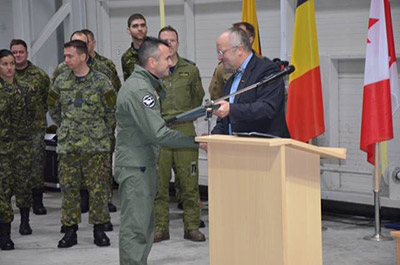 efa italiani alla nato baltic air policing
