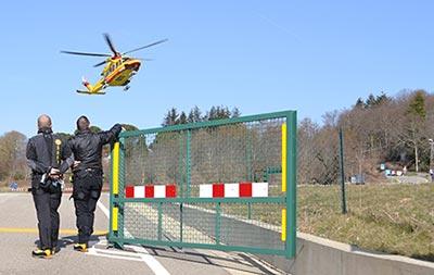 esercitazione inaer e elicotteri 118 toscana