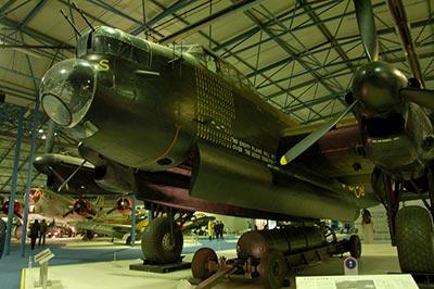 RAF Avro Lancaster