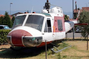 AB-204 Vigili del Fuoco Pistoia