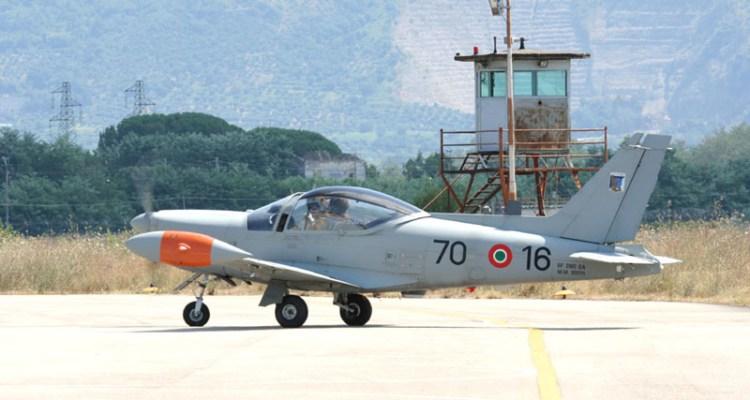 SF-260 70° Stormo di Latina