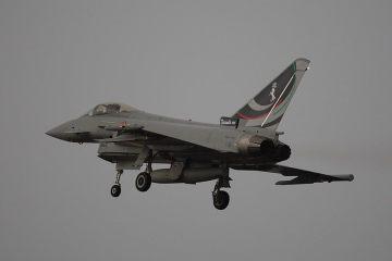 efa special color aeronautica militare