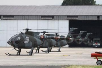 50° anniversario scuola elicotteri 72 Stormo