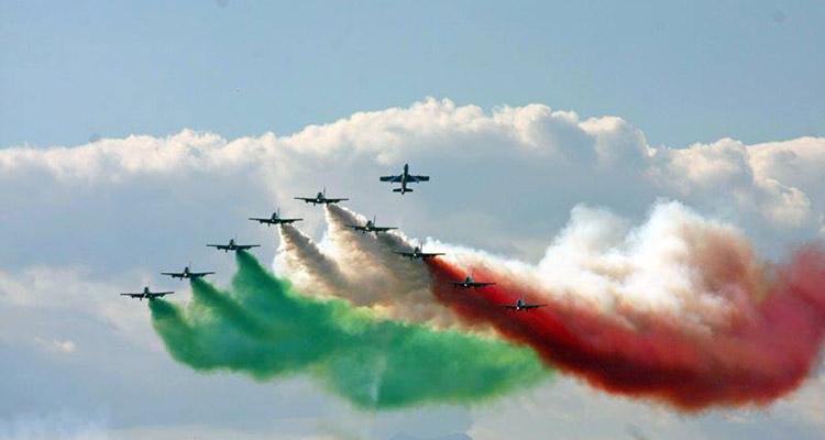 50 anniversario frecce tricolori