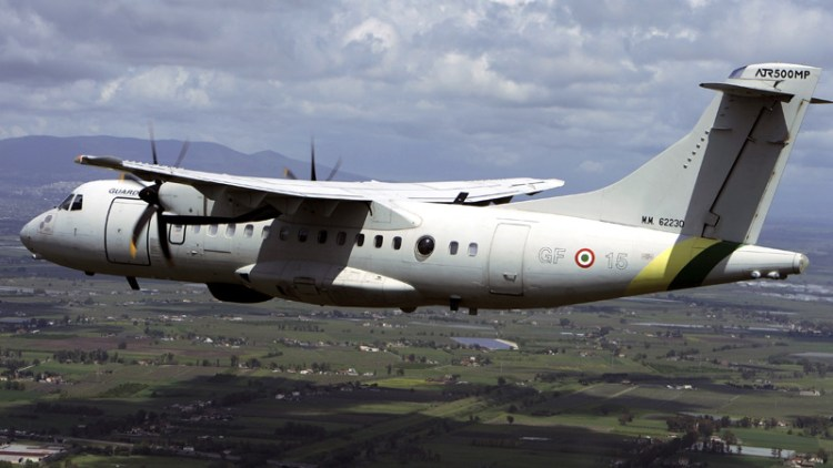 ATR-42MP guardia di Finanza