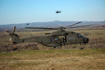 Aviation Battalion AVES esercito italiano